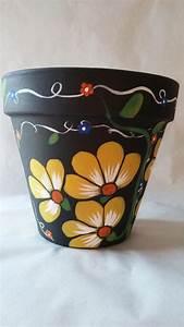 Diy, Easy, Flower, Pot, Painting, Ideas, 32
