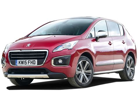 a peugeot peugeot 3008 mpv review carbuyer