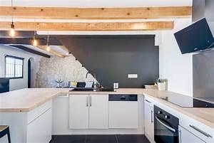 Interieur Style Industriel : salon style industriel scandinave ~ Melissatoandfro.com Idées de Décoration