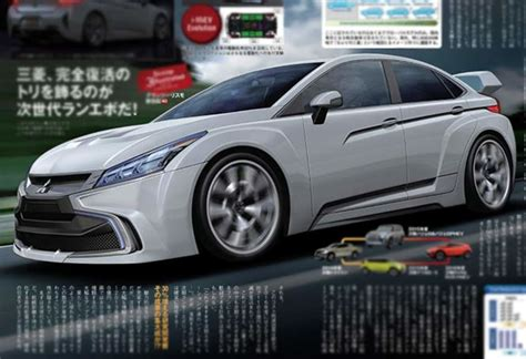 Mitsubishi Lancer Evo 11 by Mitsubishi Evo Xi Will Be And Green Car News