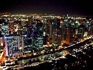 Makati Central Business District view. - Picture of 71 ...