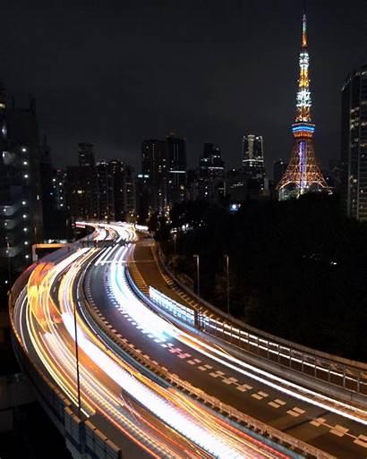 Traffic Tokyo Gifs Freeway Dan Animated Inspiration