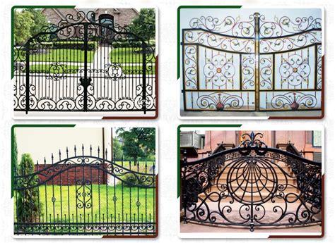 manufacture  simple swing philippines metal gate partsluxruy european antique aluminum gate