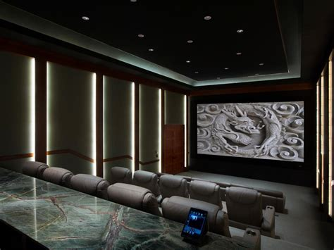 Interior Design Ideas For Home Theater by Home Theater Designs From Cedia 2014 Finalists Home
