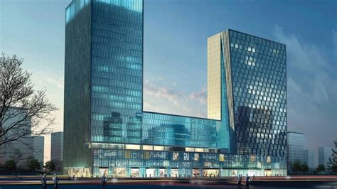 preview four seasons hotel shenzhen to open in china s modern powerhouse city