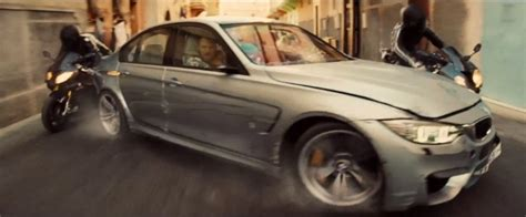 Bmw M3 Featured In Mission