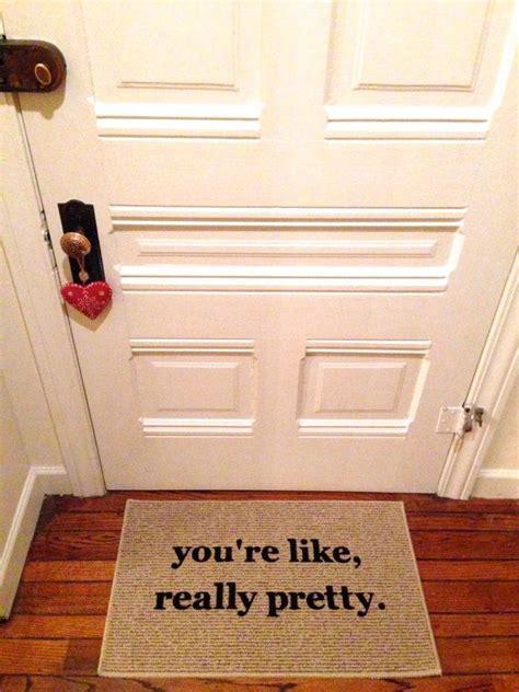 pretty doormats the original you re like really pretty decorative doormat