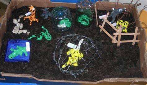 zoo maquette