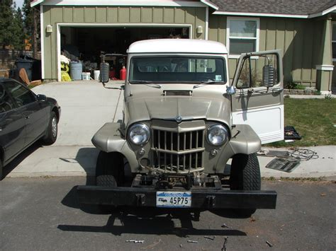 trucks   jeep willys truck