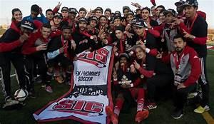 York Lions win second straight CIS Men's Soccer Championship