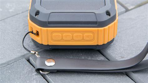 outdoor bluetooth lautsprecher der beste outdoor bluetooth lautsprecher bisher omaker m4 techtest