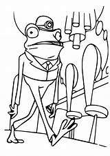 Frog Coloring Pages Books Frankle Frogs Printable Animals Parentune Preschoolers Worksheets sketch template