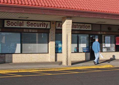 Long Beach Social Security Office Shuts It Doors Herald