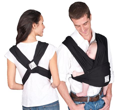 Amazoncom Baby Ktan Baby Carrier Black Small Child