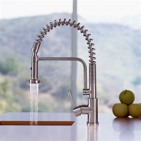 Best Faucets For Kitchen by 10 Best Commercial Kitchen Faucets Reviews Buying