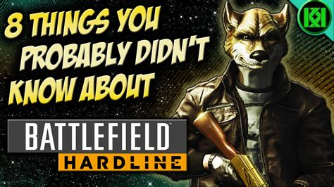 8 Things You Probably Didn't Know About Battlefield