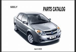 Geely Spare Parts Catalogue  Pdf
