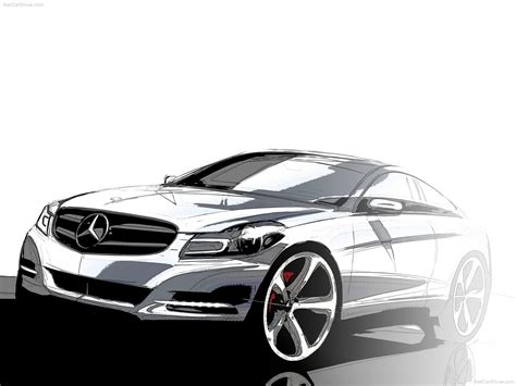 mercedes benz  class coupe  picture