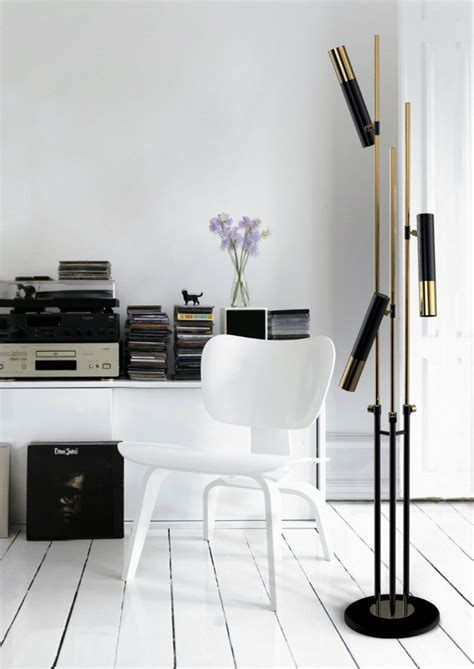 modern home inspirations metal floor lamps