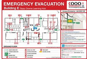 Evacuation Diagrams  Signs