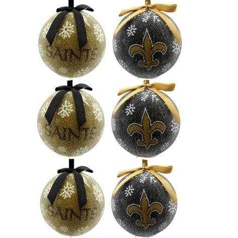 new orleans saints ornaments ornaments galore pinterest