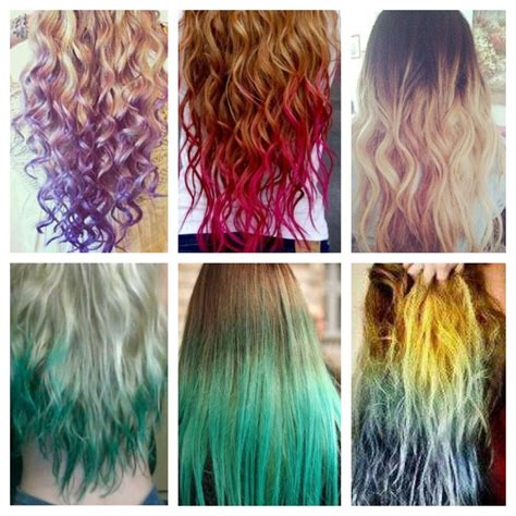 Different Color Hair by Different Colored Hair Hair Dyed Hair Hair Styles Hair