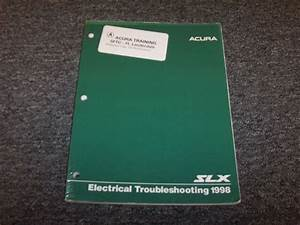1998 Acura Slx Suv Electrical Troubleshooting Wiring