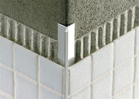 tiling inside corners wall tile outside corners tile edge trim in aluminium
