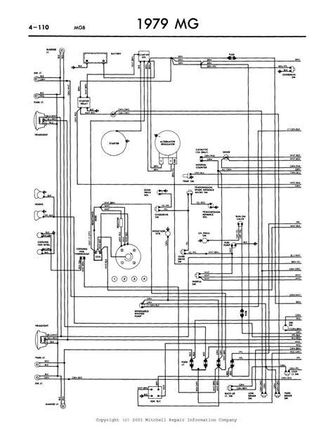 1980 Mgb Wiring Diagram by 9 Best Images Of 1979 Mgb Wiring Diagram 1979 Mg Mgb