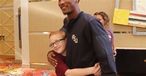 Florida State's Travis Rudolph gives boy, mom free tickets ...