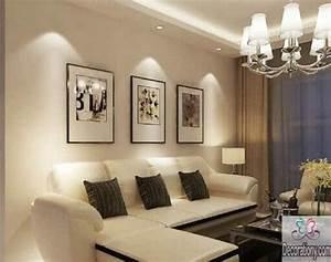 45 Living Room Wall Decor Ideas - living room