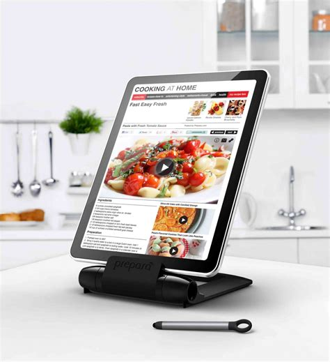 support tablette tactile cuisine lutrin de cuisine pour tablette 28 images lutrin de