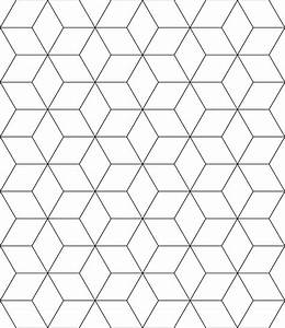 Free Tessellations Coloring Pages - AZ Coloring Pages