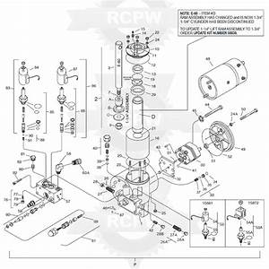 Meyer E-60 With 1-1  4 U0026quot  Cylinder Pump Diagram