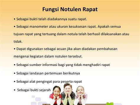 Notulen Hasil Rapat by Notulen Rapat