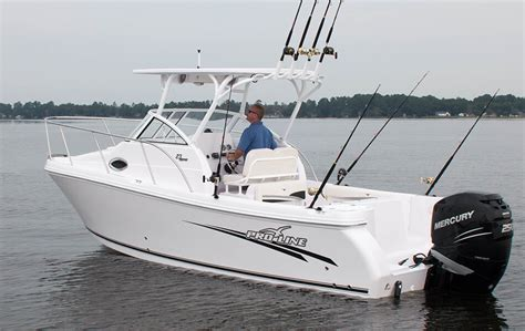 Troline Boat by 23 Express Models Pro Line Boats Usa