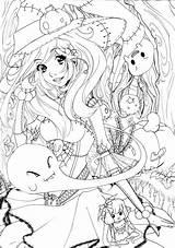 Coloring Adult Deviantart sketch template