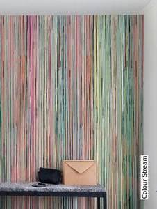 Die Wand Stream : 71 wohnzimmer tapeten ideen wie sie die wohnzimmerw nde beleben wanddekoration interior ~ Frokenaadalensverden.com Haus und Dekorationen