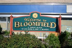 Bloomfield, Council, To, Ponder, Choice, Of, New, Slogan, For, Welcome, Signs