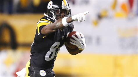 Steelers' Antonio Brown scores electric TD by shoving ...