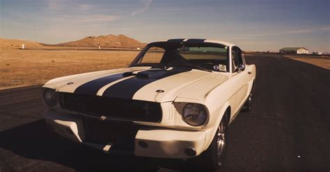 Lower premiums than standard insurance. Hagerty Flat Out   1965 Shelby GT350 Track Day - Automotive Videos