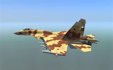 Su-37 Camo skin