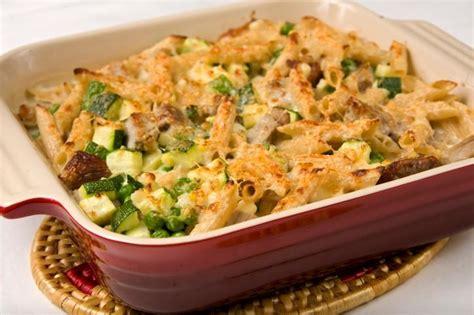 quoi cuisiner avec recette gratin de courgettes au riz et à la farce 750g