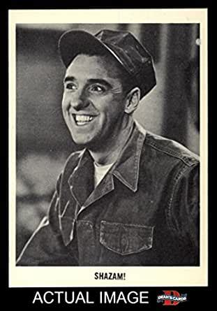 He died due to his advanced age. 1965 Fleer Gomer Pyle # 31 Shazam! (Card) Dean's Cards 8 - NM/MT at Amazon's Entertainment ...