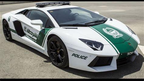 0,000 Lamborghini The World's Fastest Police Car