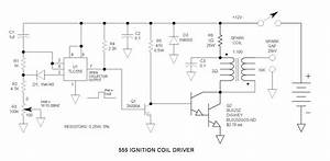 Ignition Coil Driver Circuit Diagram  U2013 Periodic  U0026 Diagrams