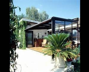 Abris De Terrasse En Kit : terrasse couverte en aluminium ~ Dailycaller-alerts.com Idées de Décoration