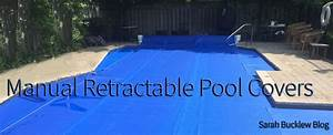 Manual Retractable Pool Covers