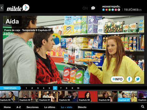 Ver Telecinco En Directo En Android