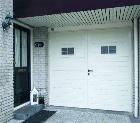 porte de garage novoferm porte garage basculante enroulable battante komilfo
